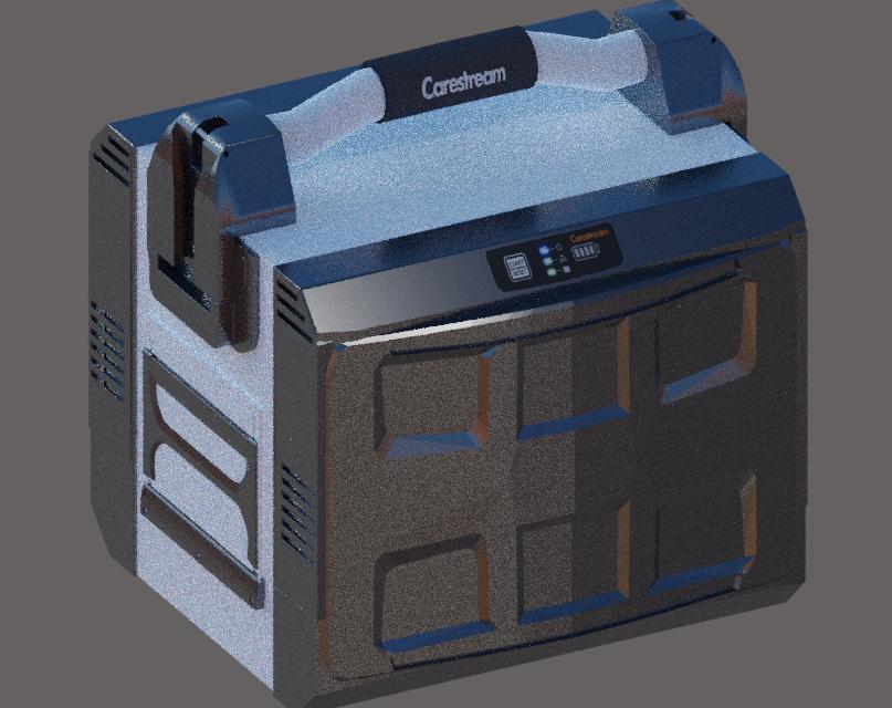Modeling 3D Developer Machine