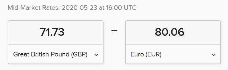 Paying in GBP or Euro in Amazon.com